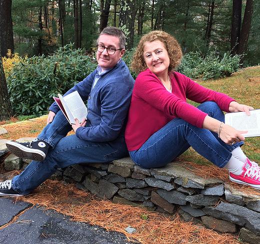 Jennifer Sternick and Tom Wilinsky authors.jpg