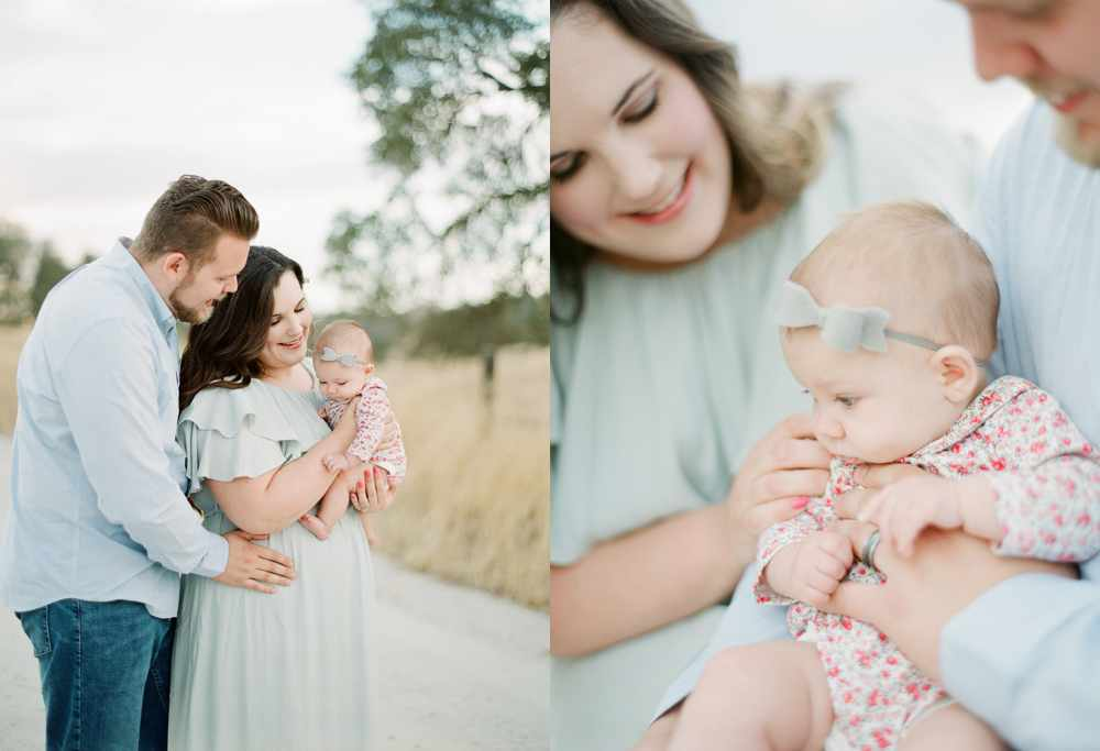 family photography session in Fresno, CA