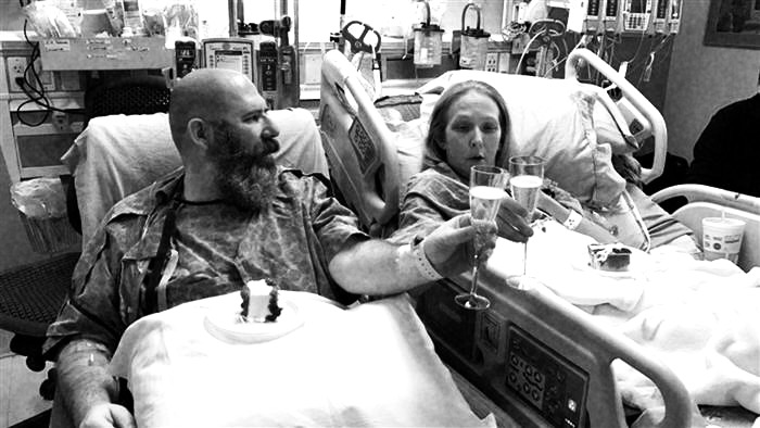 MAN DONATES KIDNEY TO WIFE ON 20TH WEDDING ANNIVERSARY