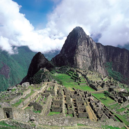 Machu Picchu in all it's glory. (Wes Walker)