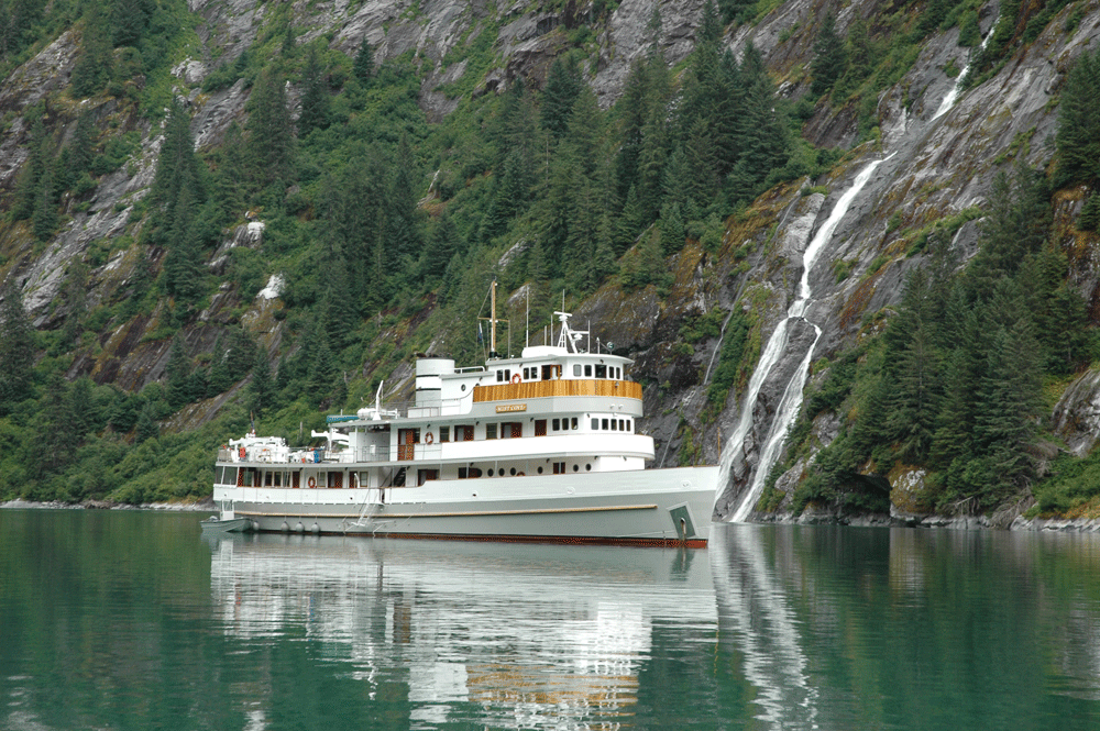 MIST COVE - Intimate cruising in Southeast Alaska