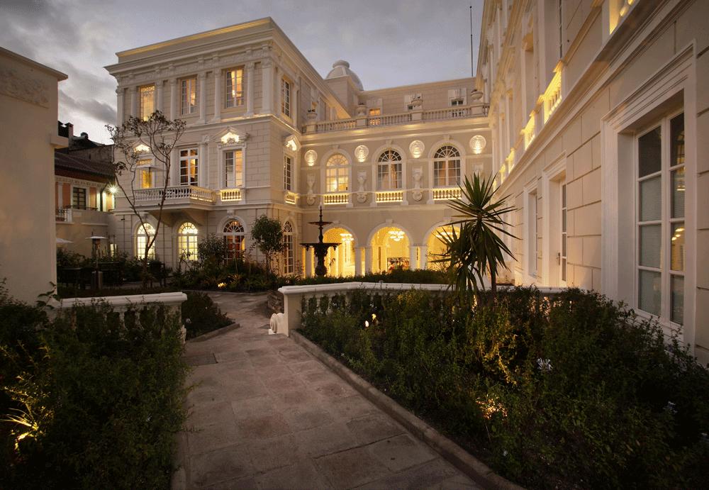 Casa Gangotena Hotel
