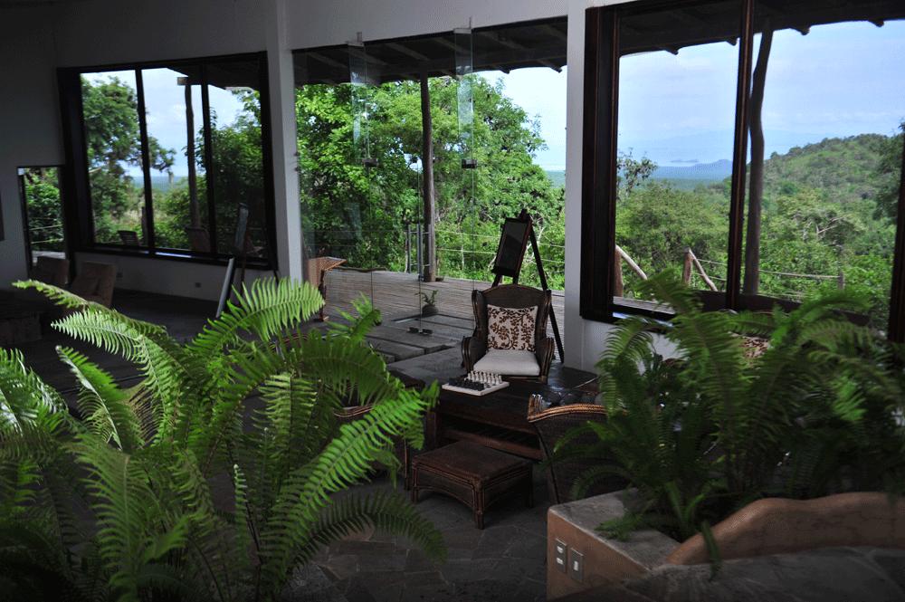 Main Lodge Lobby