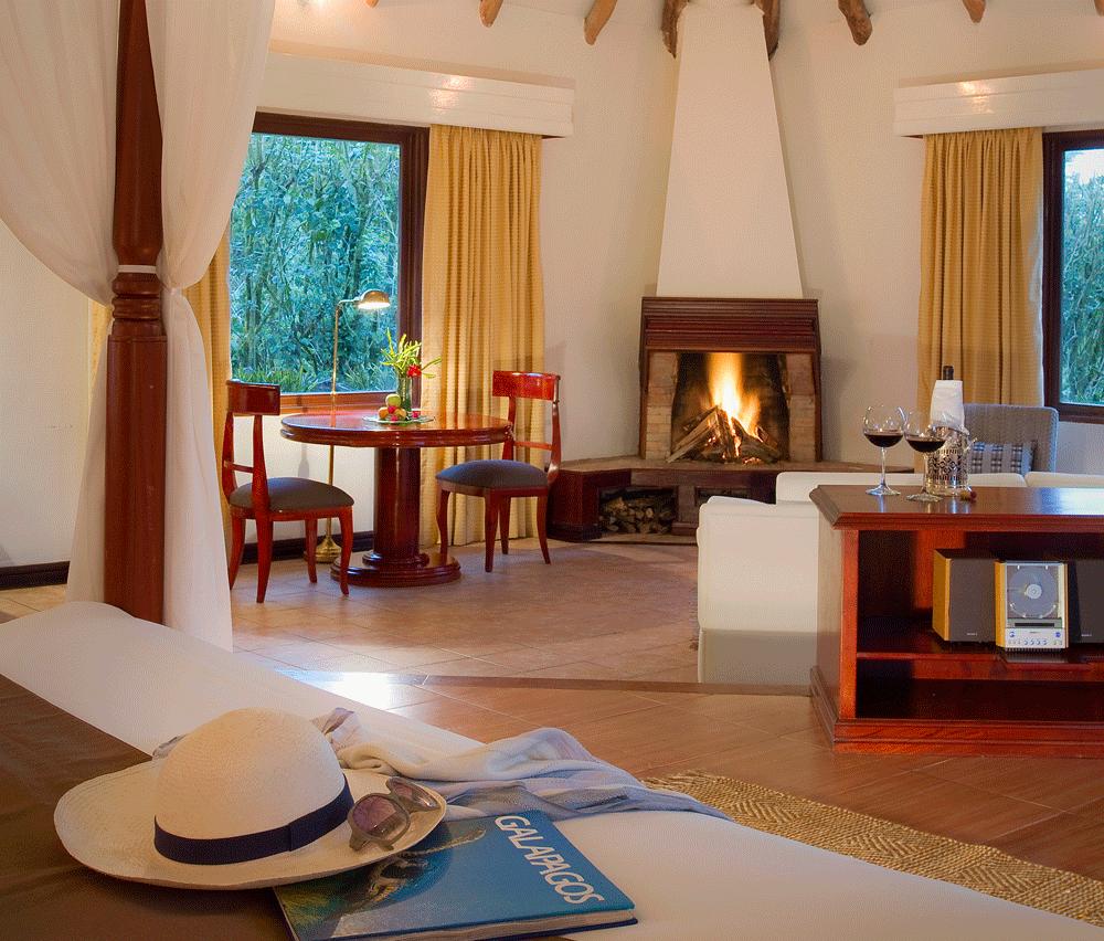Highland villa