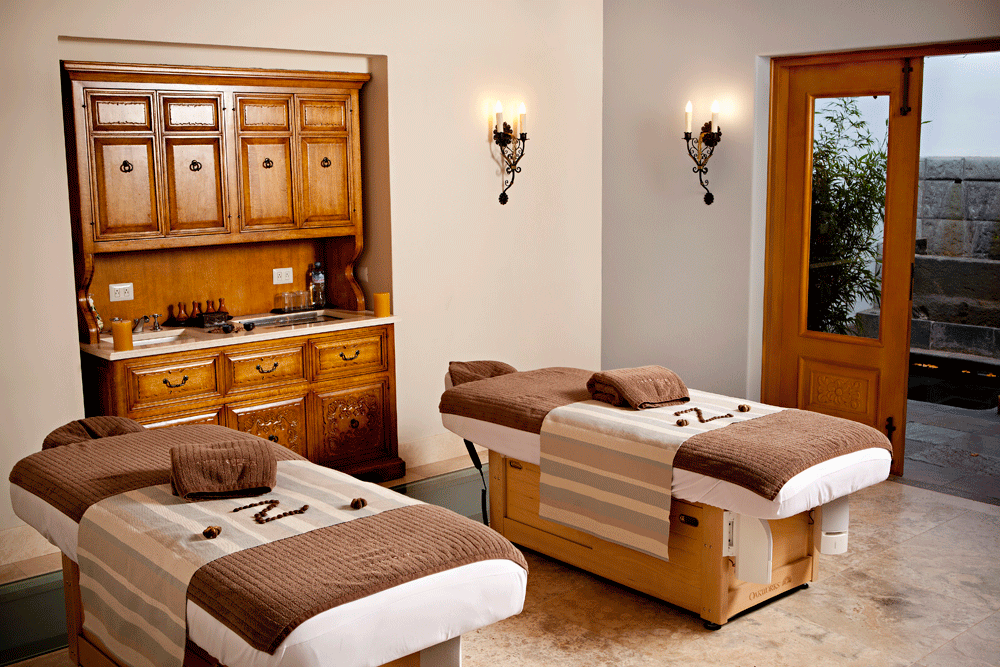 Hypnoze Spa Massage Room
