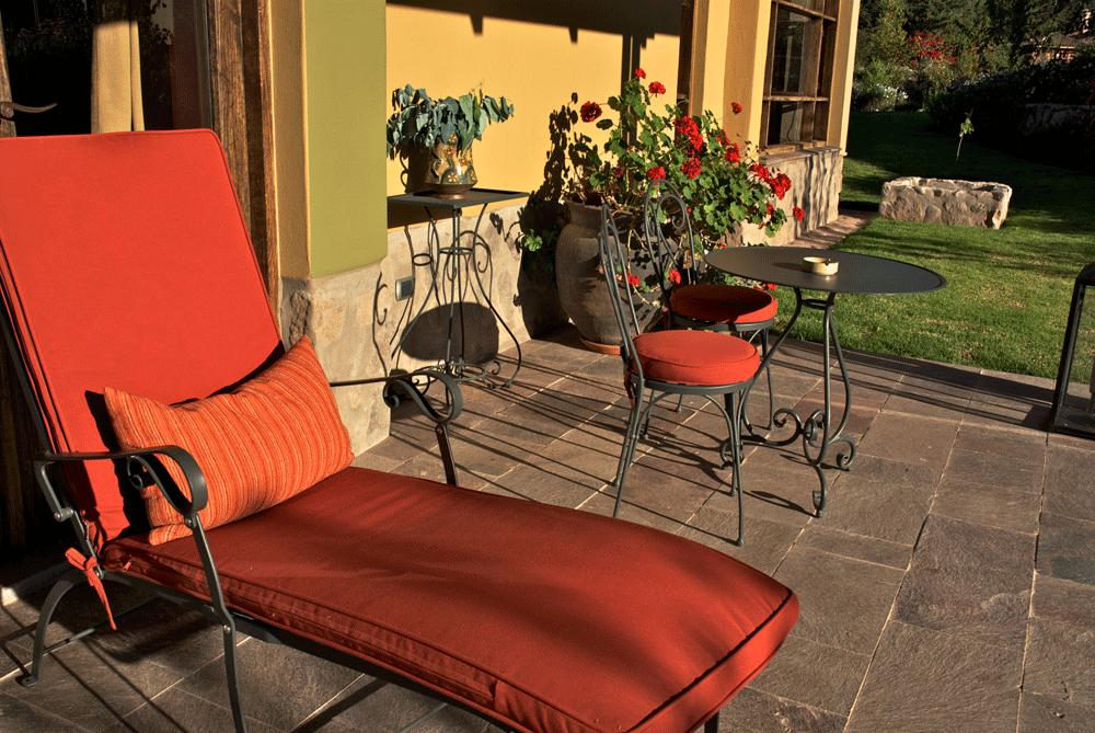 Deluxe Casita Terrace