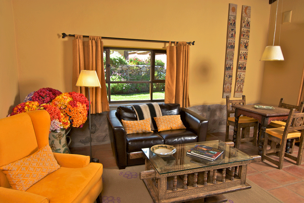 Premium Casita Living Room