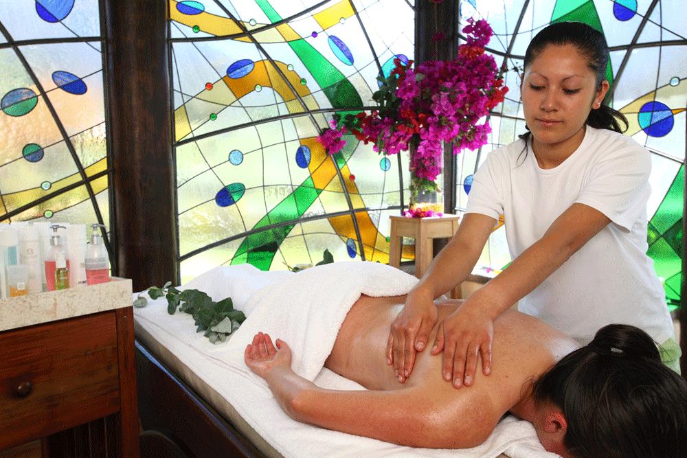 Yacu Wasi Spa Massage