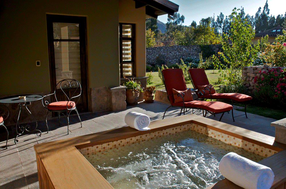 Premium Casita Terrace Spa