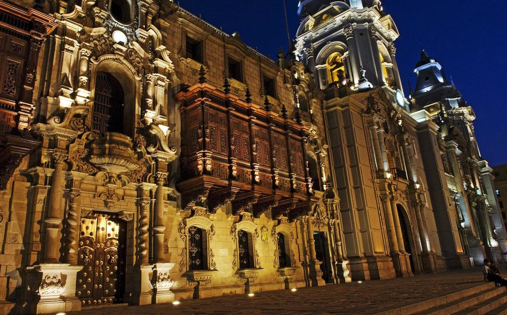 The Cathedral of Lima in San Isidro (photo: Swissotel Lima)