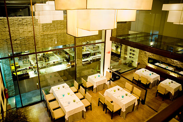 Central Restaurant - currently ranked in the world's top 20 (photo: Worlds Top 50)