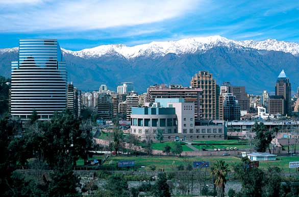 Santiago, Chile's cosmopolitan capital