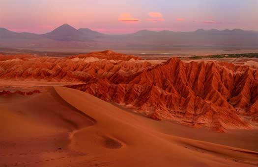 Stunning Atacama Desert (photo: Explora)