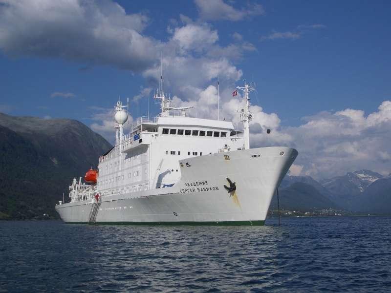 AKADEMIK SERGEY VAVILOV/ ONE OCEAN VOYAGER