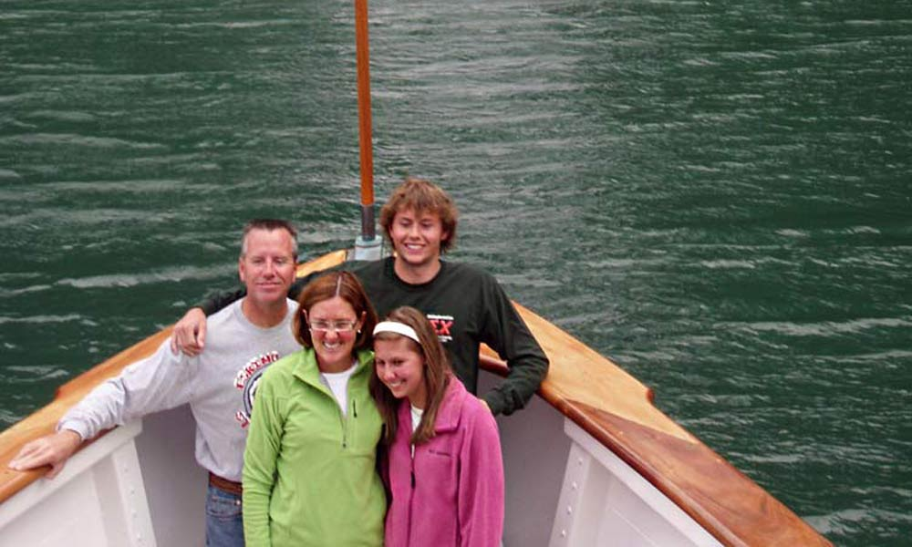 Cruising Alaska in style