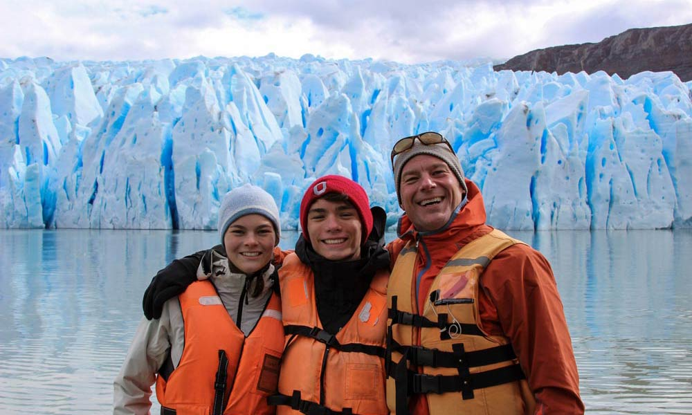 Patagonia's glaciers