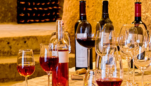 2. Sample Turkey's blossoming viniculture with wine tasting in a natural cave at Argos Hotel.