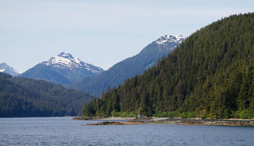 Southeast Alaska as experienced by Alan Abonyi, Director of Digital Marketing