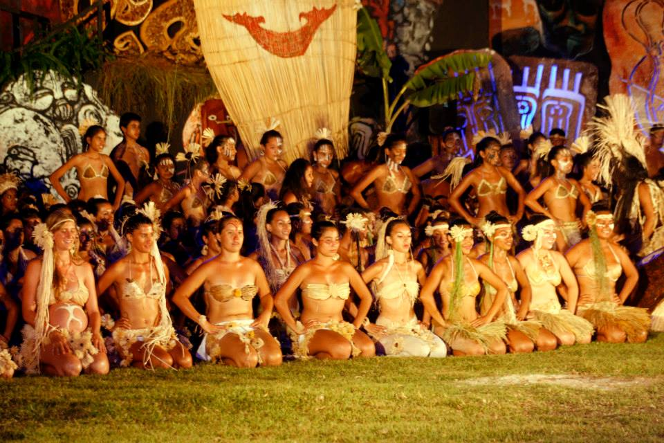 Tapati dance competition (photo: Tapati Rapa Nui)