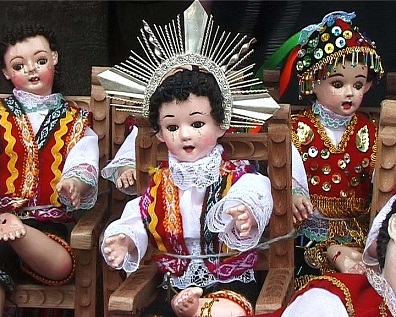el niño Manuelito. Photo: Turizmocusco