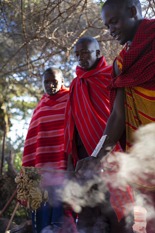 Masai traditions