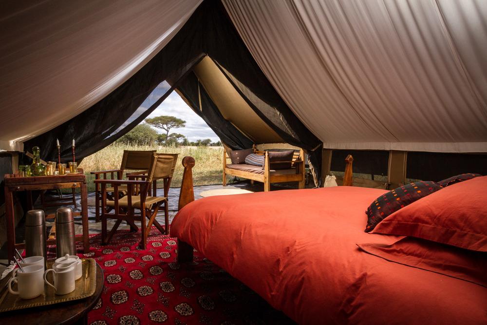 Tarangire Camp -Osunyai Lamarkau sleeping tent.jpg