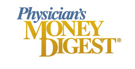 Physician's money digest logo