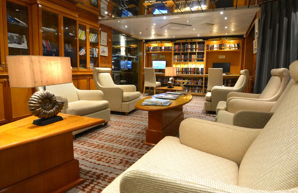 Island Sky - Library