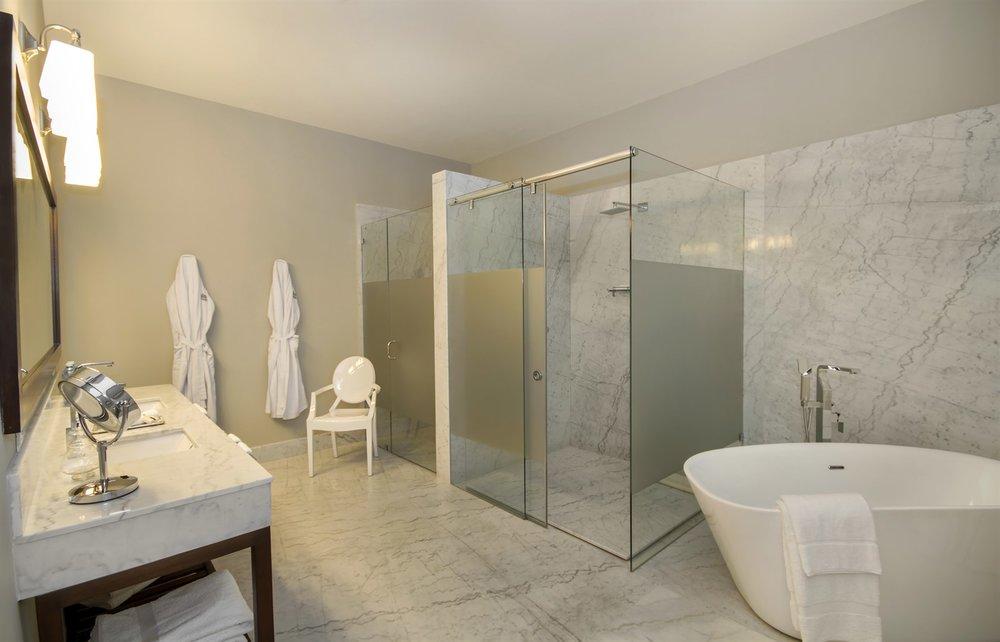 Park Suite bath