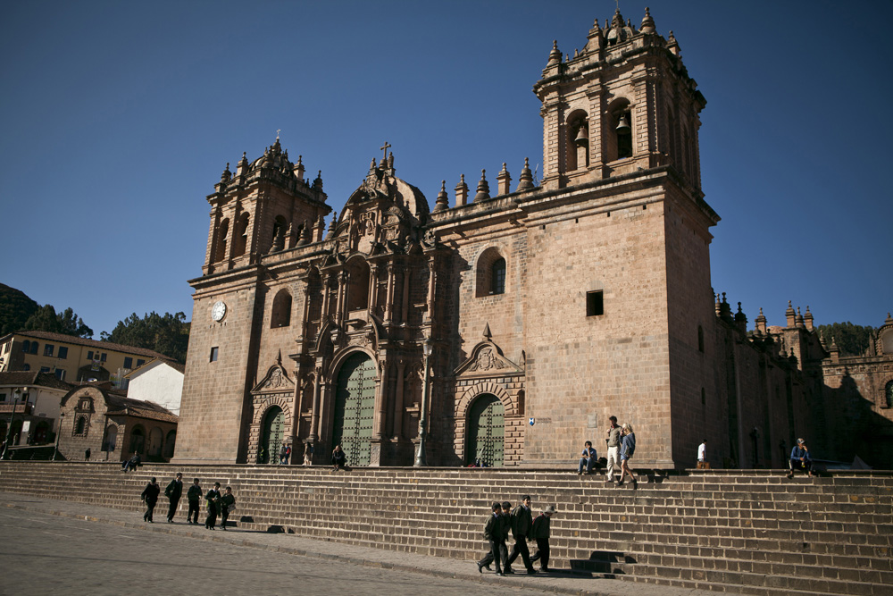 Cusco Cathederal