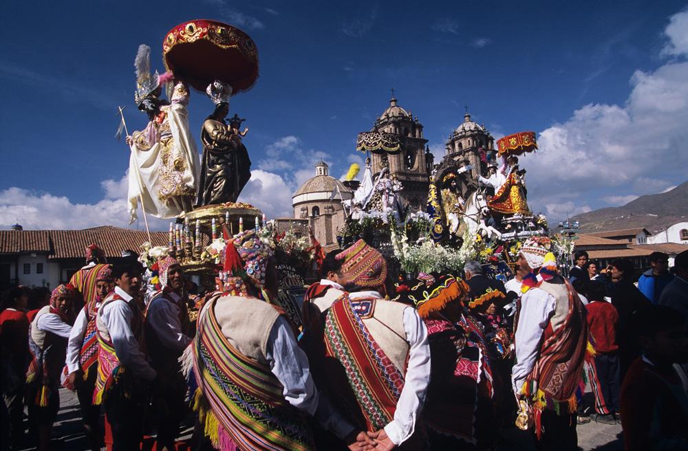 Saints Festival