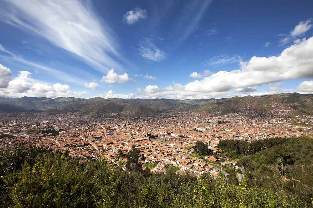 Cusco, Center of the World