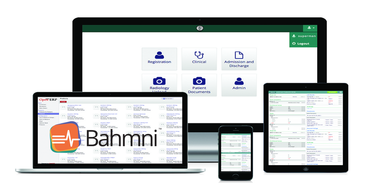 Bahmni™ Open Source EMR | ThoughtWorks