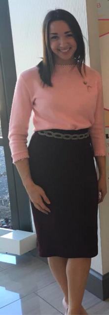 Kara Goettl, Chapter President