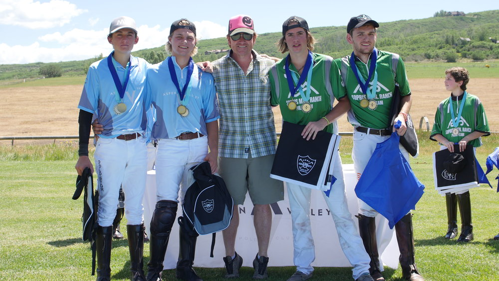 Sopris Mountain Ranch Captures USPA NYTS Qualifier - Game Showcases Future Talent