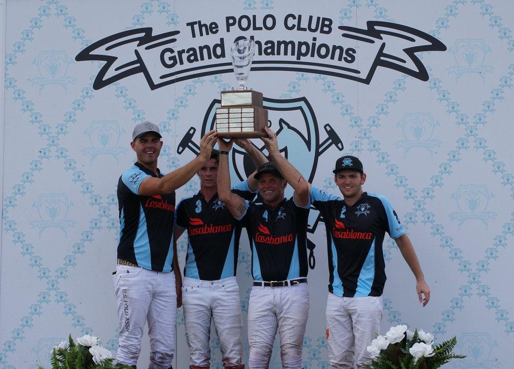 Winning Casablanca teammates Cacho.JPG