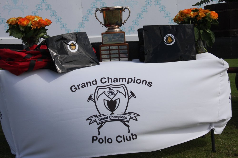 Awards table for the Polo Ge.JPG