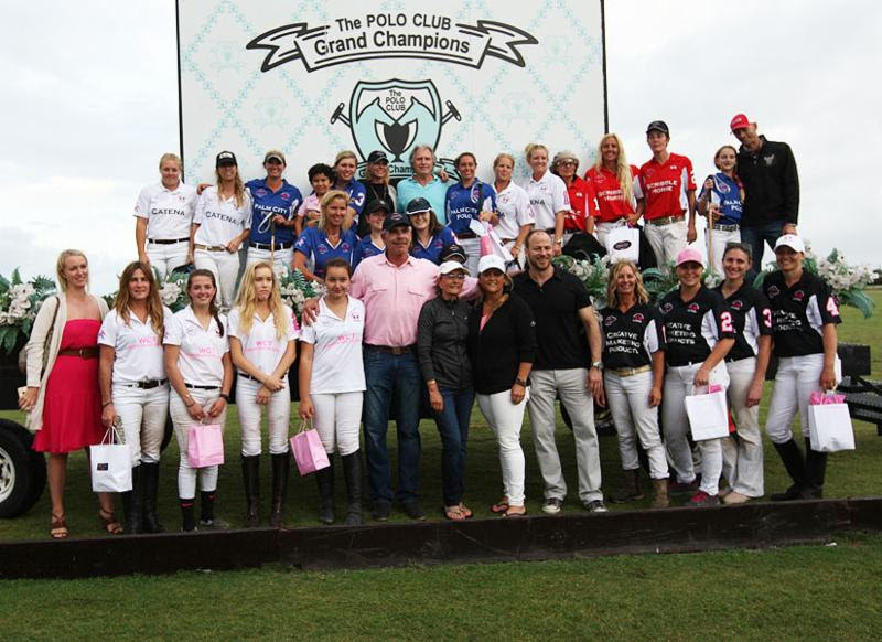 WCT enjoyed a successful 2016 WCT Final with teams, sponsors, supporters and legendary Sunny Hale.