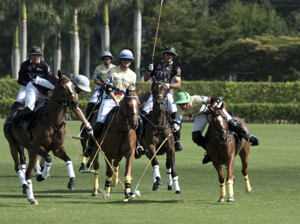 Audi's Polito Pieres battles for the ball.JPG