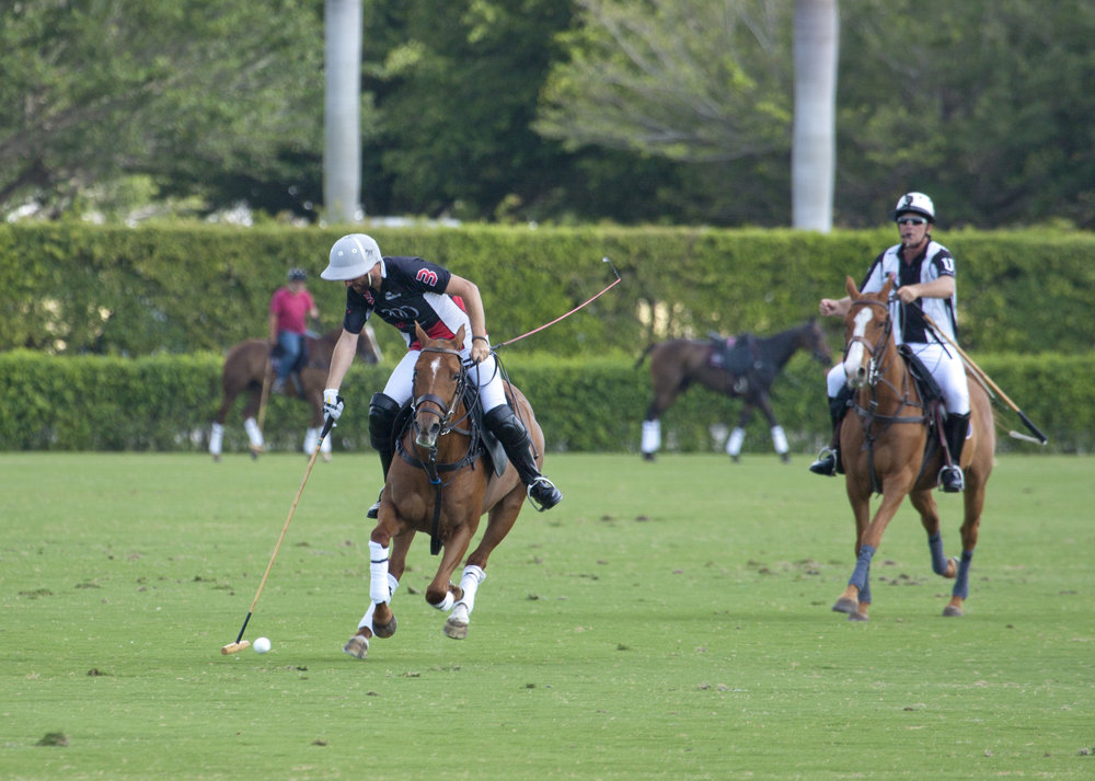 Polito Pieres of Audi works the ball downfield..JPG
