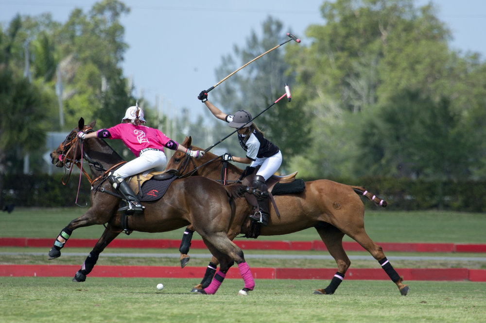 Pamela Flanagan of Hawaii Polo Life defending.JPG