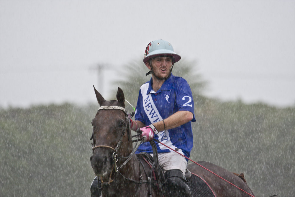 Grant Ganzi of Newport playing in the rain.JPG