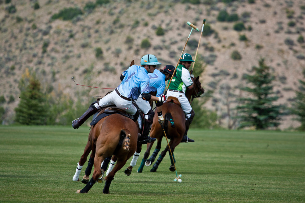 Team USPA's Grant Ganzi and other players will get to compete against scenic summer backdrops. Photo by Chiarofoto