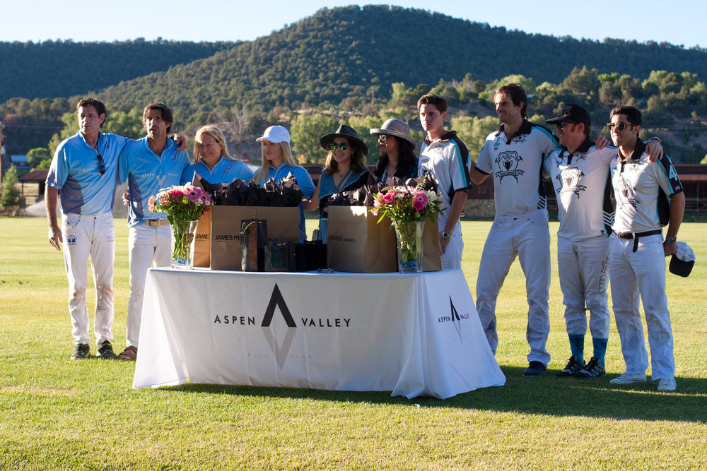 Aspen Valley and Grand Champions players during .JPG