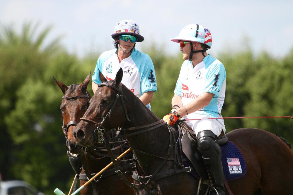 Casablanca teammates Mariano Gracida and Gr.jpg