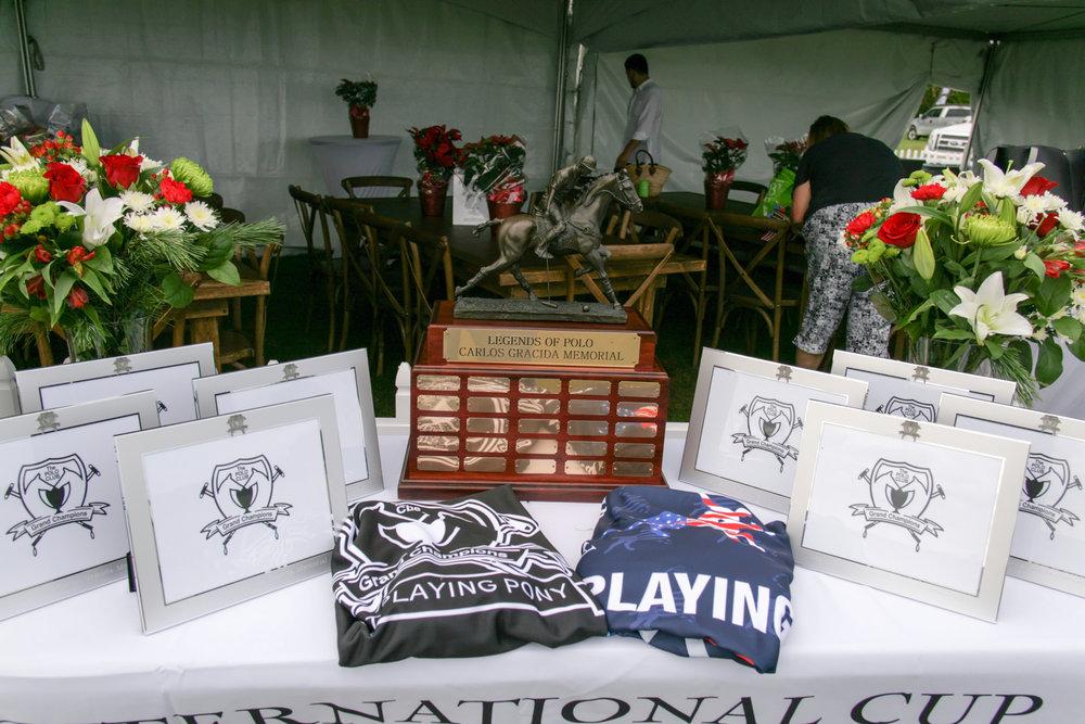 Awards table for the Legends.JPG