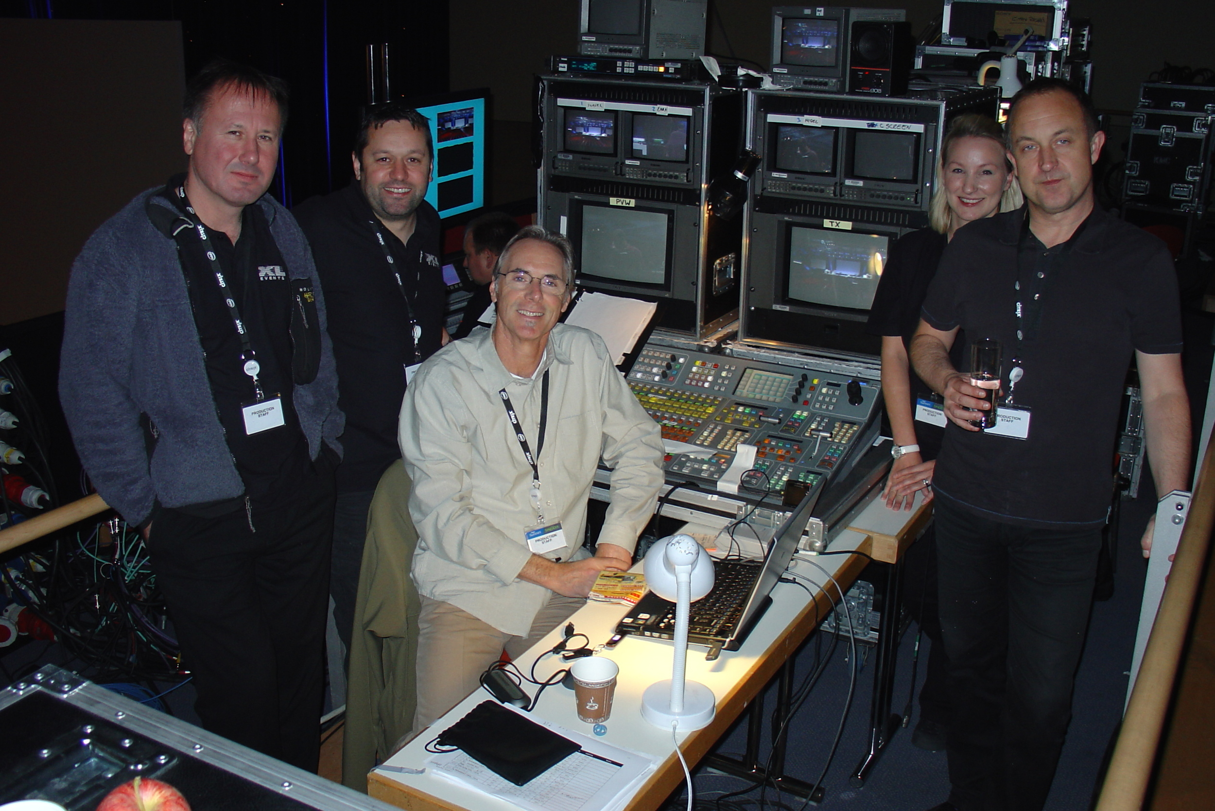 Jim & Video Crew, Berlin