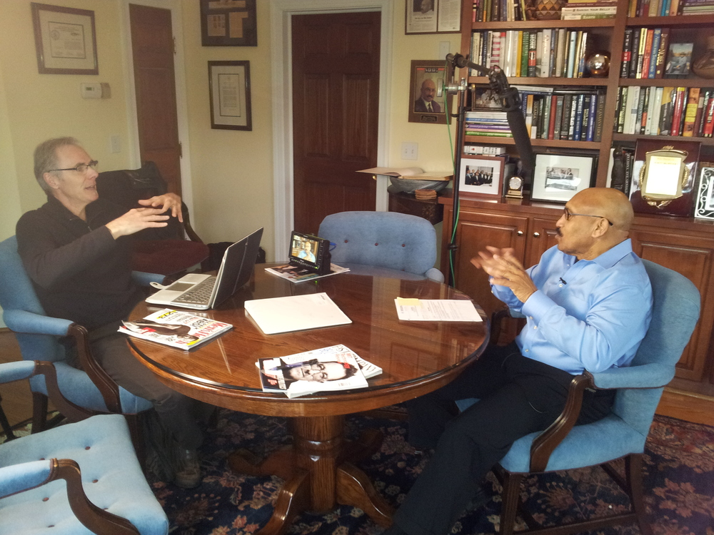 Jim interviews Network Solutions founder, Emmitt McHenry.