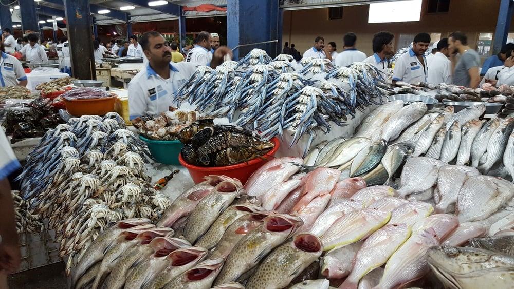 Diera Fish Market