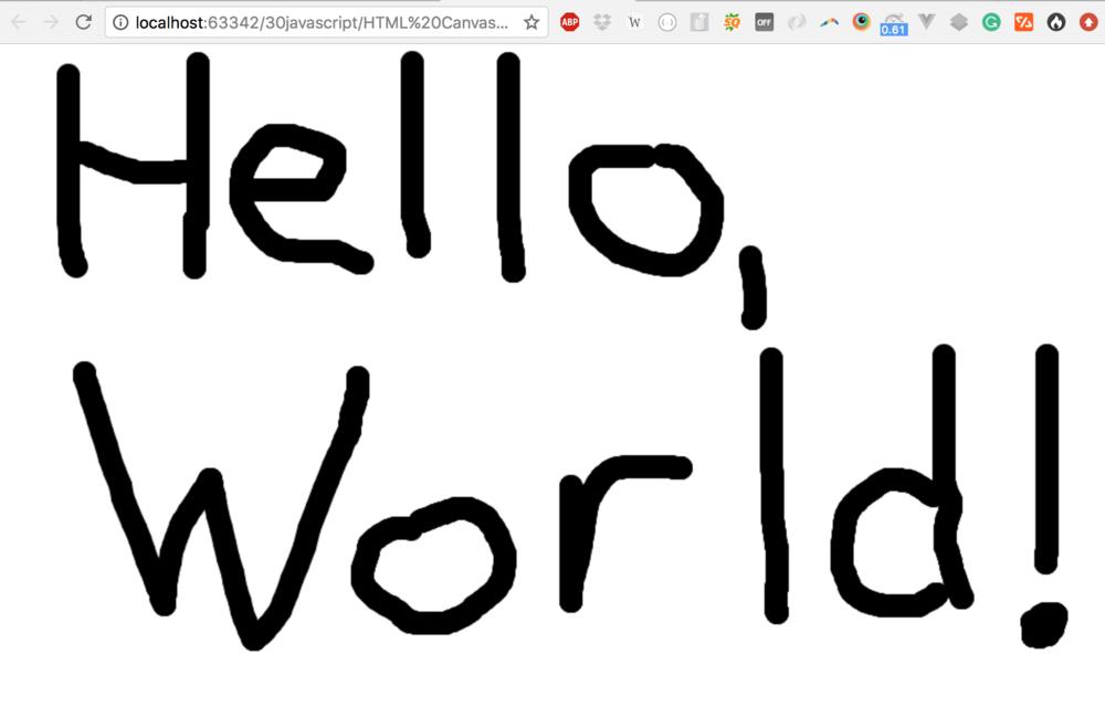 How To Draw With Javascript Html Canvas Matt Morgante